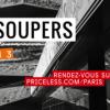Le chef Karil Lopez présente sa carte du restaurant » Le Balcon » pour le –  Princeless Souper Saison 3 – by Le Fooding le 1 er septembre