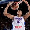 EuroBasket 2015 à Montpellier – entre deux matchs Rudy Gobert fait une pause gastronomique
