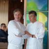 Régis et Jacques Marcon rendez-vous pour » La main des anciens «