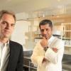À l'occasion de l'ouverture du – Grand Hôtel Amour – à Paris – T. Costes : » nous essayons d'avoir avec nous des professionnels qui font leur cuisine et non une cuisine de photocopie «