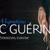 Migrations par Éric Guérin – La cuisine d'un chef sous influence de ses émotions. Un poule sur un mur.