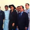 Déjeuner de la COP21 au Bourget … dans les coulisses avec les chefs … le tout en image.