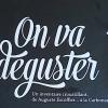 » On va déguster » une encyclopédie de cuisine par François-Régis Gaudry – Une poule sur un mur -