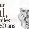 » Monsieur Paul » à l'honneur sur le Figaro » Un demi-siècle au firmament de la Gastronomie «