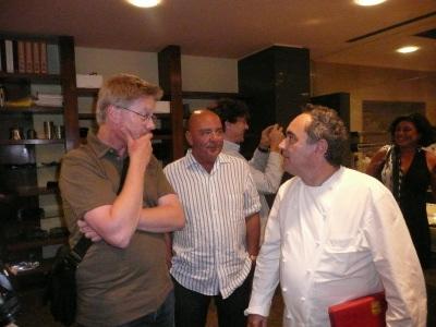 Sebastien Demorand, Bert et Féran