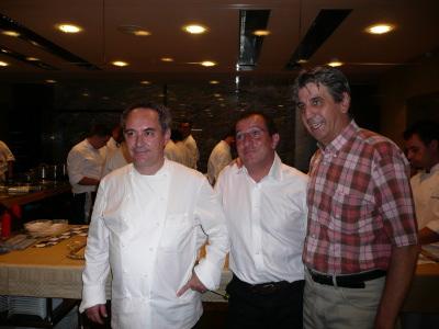 Feran, Alain, Julio