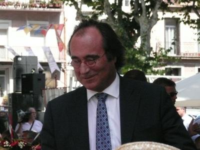 François Comheine, Maire de Sète