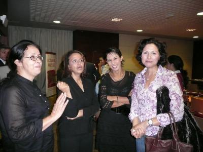 """Quatre femmes de coeur, de charme et de """" cuisine """""""
