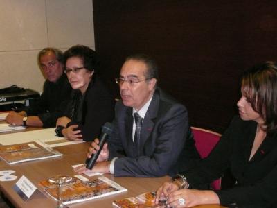 """M. Kabbaj Président de la Fondation """" Esprit de Fès """""""