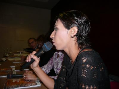 """Meryem Cherkaoui """" La Maison des Gourmets """" à Casablanca"""