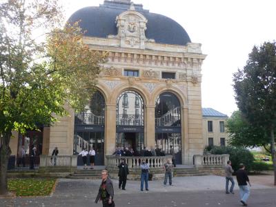 Le Théâtre de Néris-Les-Bains