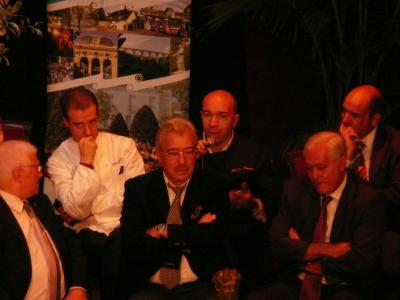 Moi, Michel Lorrain, Philippe Jousse, le Maire de Montluçon