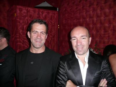 Avec Michel Sarran