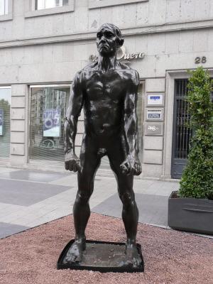 Jean D'Aire - Bronze 1887 -