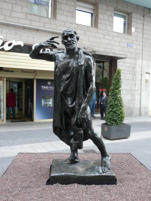 Jacques De Wissant - Bronze 1888 -