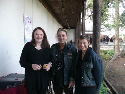 Nicole Lambert, Dominique Homs-Vailhé, Claude Pourcel