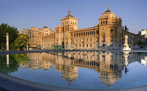 Valladolid, une ville qui baigne dans l'histoire