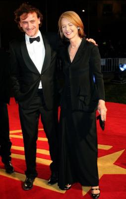 Jean-Paul Rouve et Charlotte Rampling
