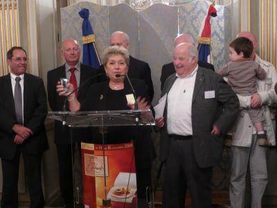Anne Hudson, ex journaliste de France Info, une Florensacoise d'origine !