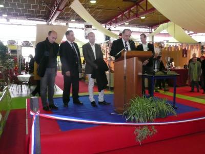 Inauguration Officielle du salon MIAM