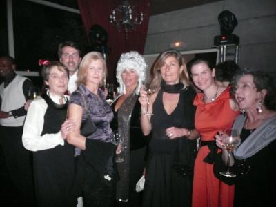 Brigitte soustre, Marie-Pierre Vital, Laetitia Chicheportiche, Marie Lamy, Laure De Carrière, Marie-Ange Chiari, la dream team féminine du Groupe Pourcel