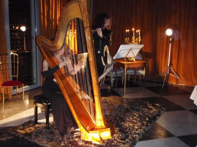 Concert classique au salon privé