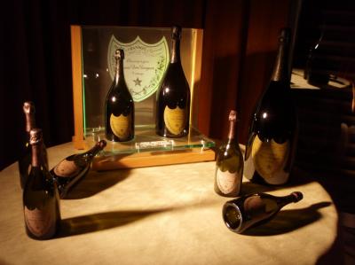 Dom Pérignon, un Champagne qui ne fait pas mal à la tête, même si l'on en bois de façon démesurée