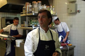 Olivier Roellinger, un artiste des saveurs