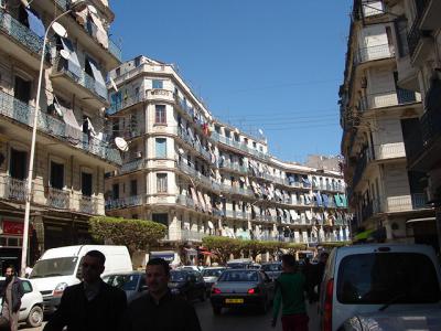 Bab el Oued, un quartier très populaire