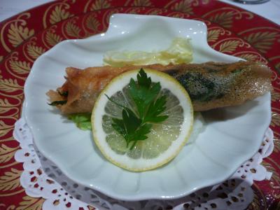 Brick de langoustine, Oran est aussi un port de pêche, ici les poissons et crustacés sont pêchés tous les jours