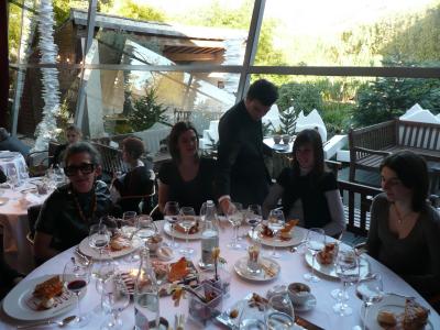 Marie-Ange, Laure, Fanny, Vannessa