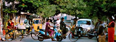 Une idée de Pondichéry