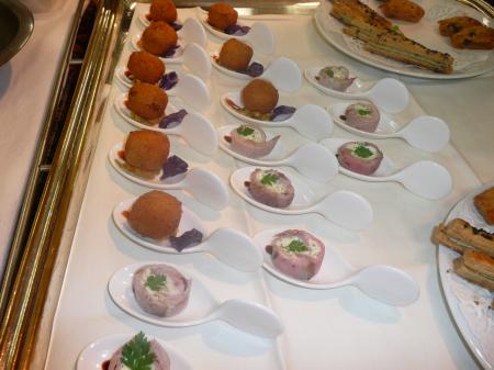 Menu de la saint sylvestre au jardin des sens chefs for Au jardin singapore menu