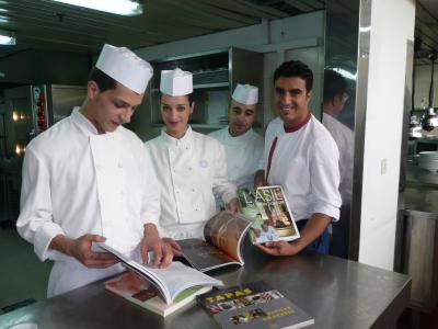 Cours de cuisine alger chefs pourcel blog - Cherche chef de cuisine ...