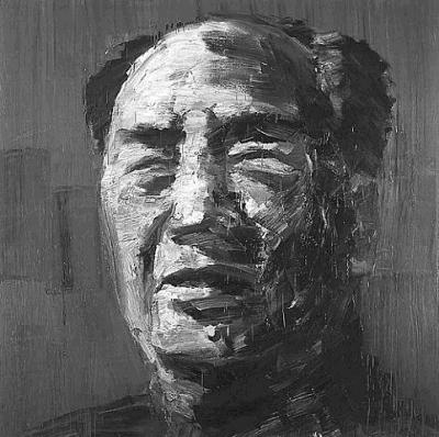 Yan pei ming un travail que l on pourra contempler sur for Artiste peintre chinois