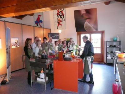 Cours de cuisine val d is re chefs pourcel blog for Donner des cours de cuisine