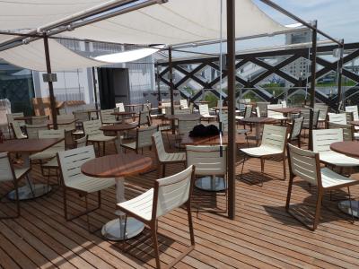 C est partie pour l exposition universelle shanghai 2010 j 5 chefs pourcel blog - Terrasse jardin suspendu montreuil ...