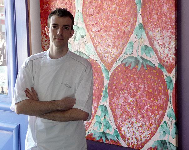 Derri re les fourneaux du ch teau du port le chef - Brevet professionnel cuisine ...