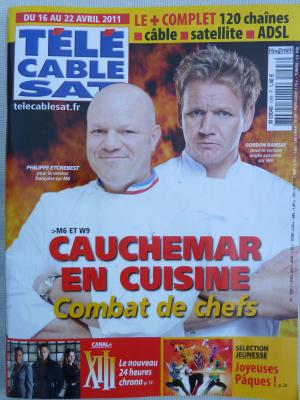 Cauchemar en cuisine la sauce frenchy version m6 - Cauchemar en cuisine ramsay ...