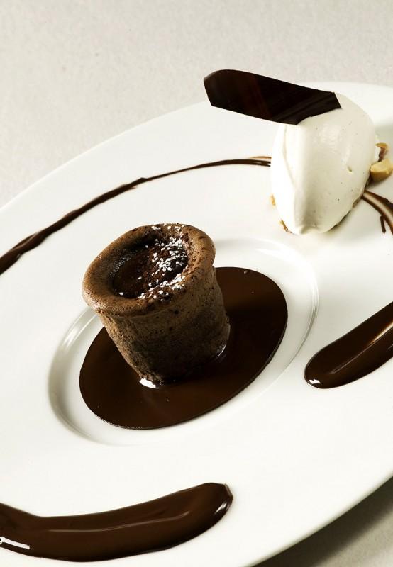 Recette gateau au chocolat et glace vanille