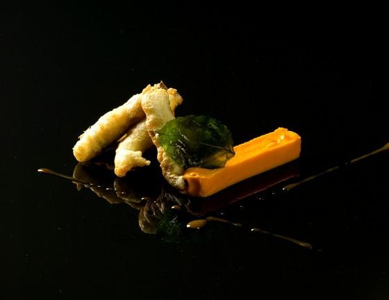 La recette de la semaine anchois en beignets chefs pourcel blog - Pate a beignet a la biere ...
