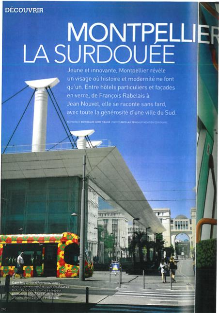 Montpellier style de vie la ville de toutes les cr ations sur la presse d co chefs - Art de la table montpellier ...