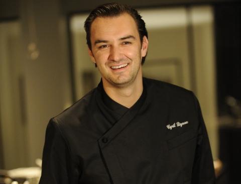 Cyril lignac le chef pr f r des fran ais chefs - Les grands chefs de cuisine francais ...