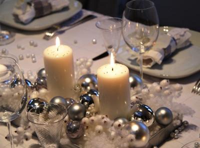 90 des restaurants ouverts pour le r veillon de la saint - Deco table reveillon st sylvestre ...