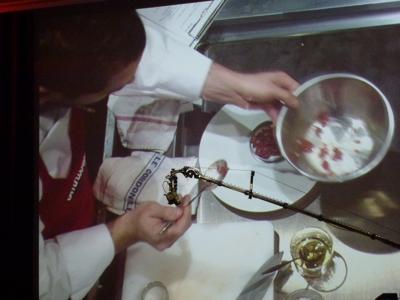 Omnivore world tour les chefs sur sc ne pour cuisiner - Comment cuisiner des trompettes de la mort ...