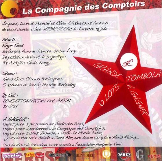 Kermesse pour la compagnie des comptoirs ce dimanche 17 - La compagnie des comptoirs ...