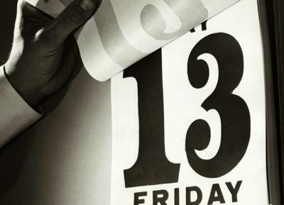 Ce vendredi 13 nous serons 13 table chefs pourcel blog for 13 table superstition