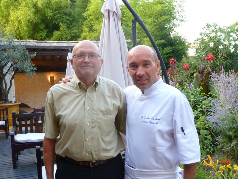 Guy sauzet professeur de cuisine des fr res pourcel for Professeur de cuisine