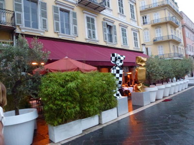 People cuisine food restos bars h tels fondant au for Maison hote nice