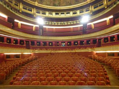 salle theatre des champs elysees